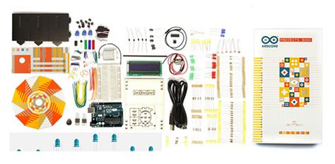 Starter Kit Ddc arduino arduinostarterkit