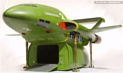 Made Easy For 2e Tb 2 Building A Studio Scale Model Of Gerry Andersons Thunderbird 2