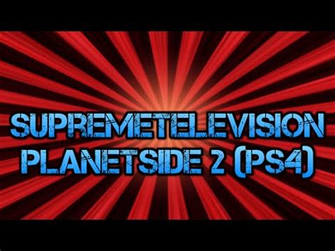 Planetside 2 Beta Code Giveaway - planetside 2 ps4 closed beta release date possible closed beta code giveaway youtube