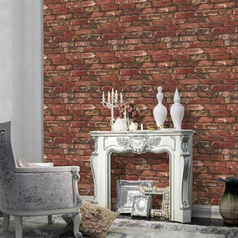Tapisserie Trompe L Oeil Brique by 25 Best Ideas About Papier Peint Effet Brique On