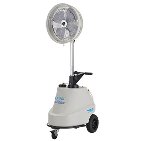 portable misting fans with tank 18 quot misting fan with 16 gallon tank premiere events