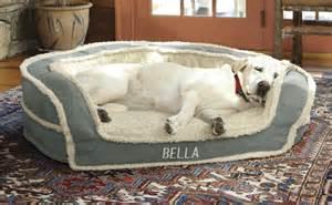 giant dog bed large dog bed oversized horseshoe bolster dog bed with