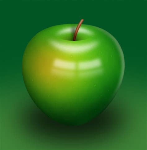 3d apple by tutorials second edition beginning 3d apple development with 4 books how to create a delicious green apple illustration