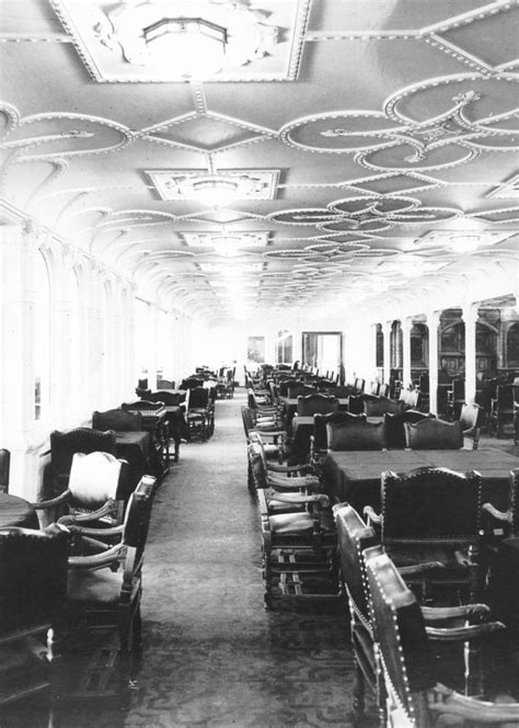 Titanic 1st Class Dining Room by Maritimequest Rms Titanic 1912 Inside The Titanic Page 1