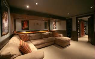 basement theater basement home theater