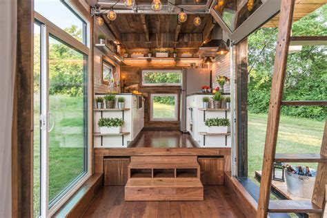 tiny homes interior pictures the alpha tiny home tiny house design