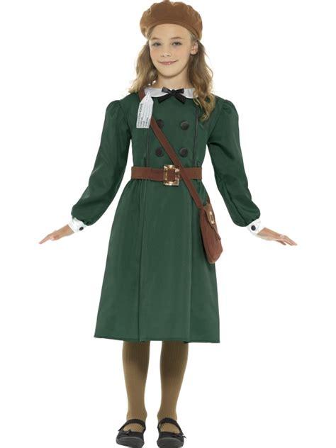 world war 2 outfits fancy dress costumes children female world war ii