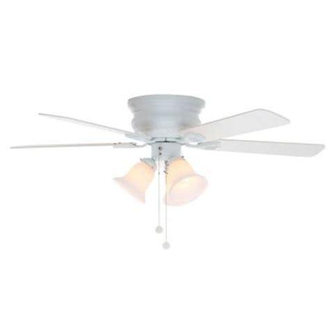 44 in clarkston ceiling fan clarkston 44 in white ceiling fan cf544h peh the home depot