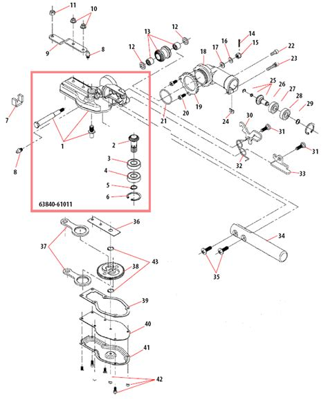 shindaiwa trimmer parts diagram shindaiwa articulated hedge trimmer tool 65003 parts