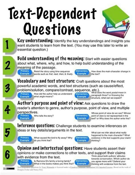 Or Questions 18 Text 863 Best Images About Reading Comprehension On