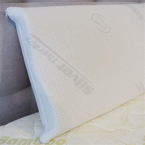 cuscino ortocervicale baldiflex cuscino in memory foam modello ortocervicale