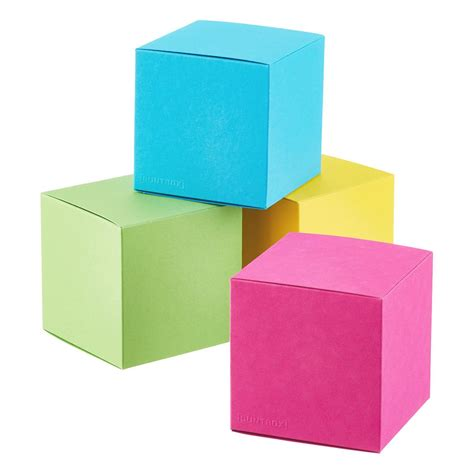 gift box assorted brights 1 gift boxes the container store