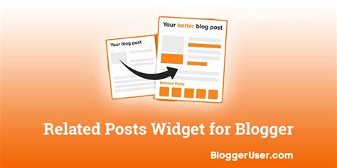 related posts how to add related posts widget for blogs