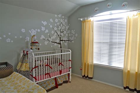yellow curtains nursery 20 gray and yellow nursery designs with refreshing elegance