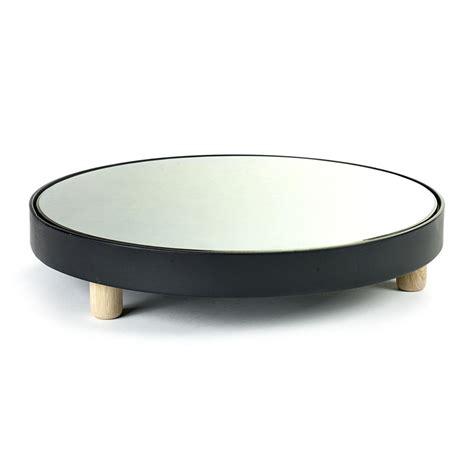Mirror Tray buy serax studio simple mirror tray black amara
