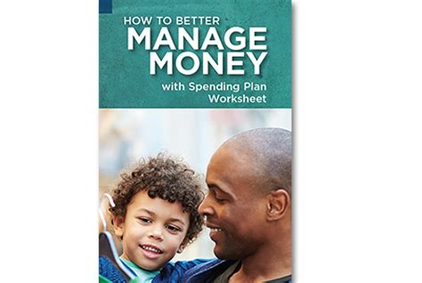 how to manage my money better the official of national fatherhood initiative