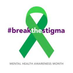 mental health awareness color join us for a tweet chat and help the stigma