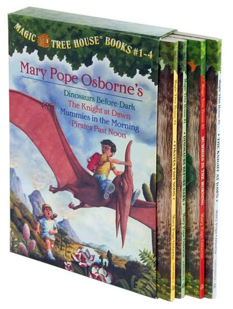 pictures of magic treehouse books magic tree house box set books 1 4 by random house