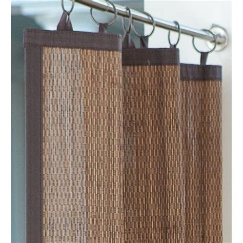 outdoor bamboo curtains 25 best ideas about outdoor blinds on pinterest porch