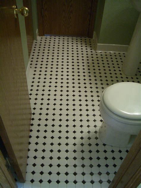 vinyl tile bathroom 30 great ideas and pictures of self adhesive vinyl floor