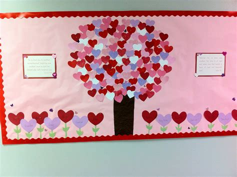 valentines boards bulletin board idea special events