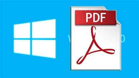 tutorial windows 10 pdf tutorial para guardar web en formato pdf en windows 10