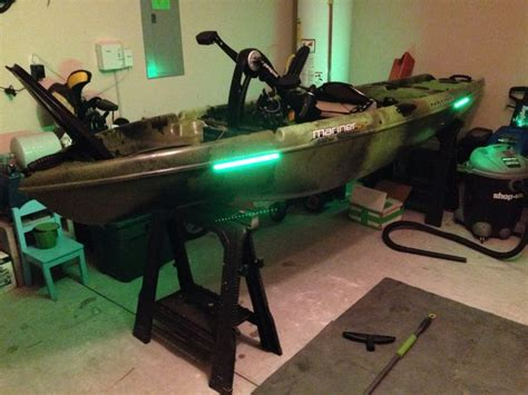 kayak lights for night fishing 17 best images about kayak on pinterest bow light