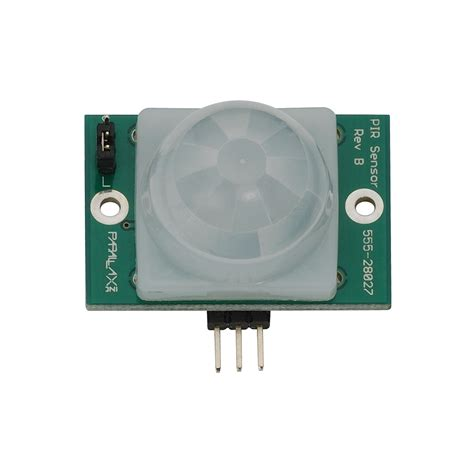Sensor Gerak Pir Passive Infra 555 28027 parallax pir sensor
