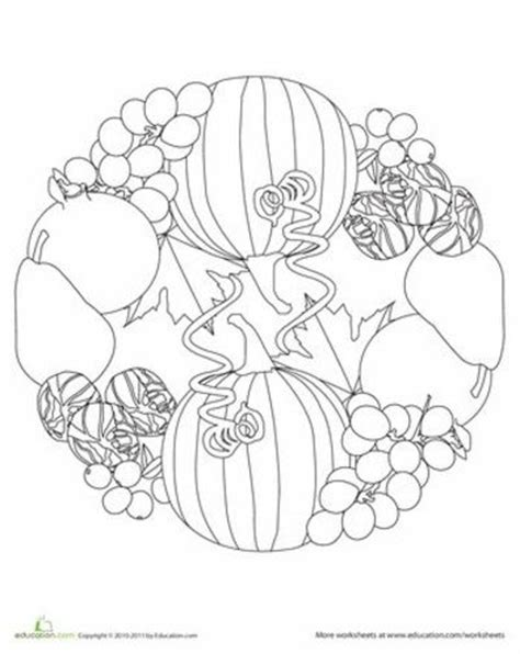 autumn mandala coloring pages worksheets fall mandala thanksgiving ideas juxtapost
