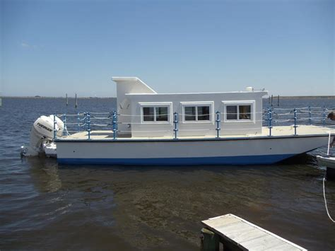Cottages With Boats by 2012 2012 32 Custom Cabin Deck Boat W 250 Power And