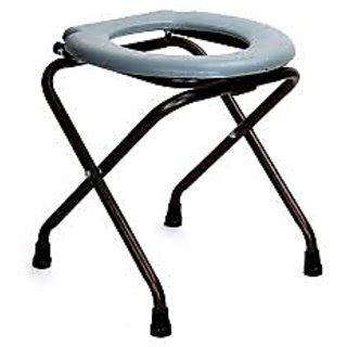 Folding Commode Stool by Commode Stool Chair Folding Buy Commode Stool Chair