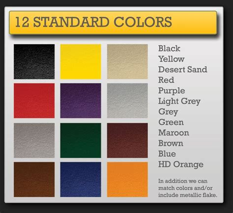 bed liner colors best 25 truck bed liner paint ideas on bed