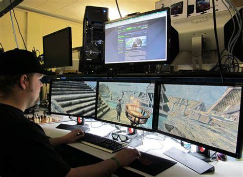 Gaming Setup Designer by Cool Four Monitor Gaming Setup