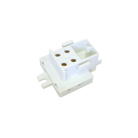 four pin light gr10q lholder for 4 pin 2d gr8 cfl