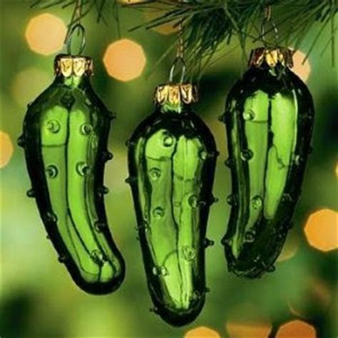 the christmas pickle story