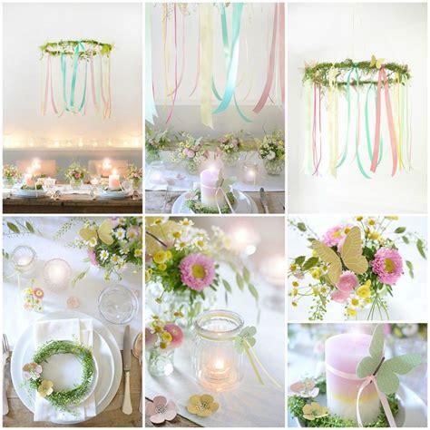 Dekoration Hochzeit Selber Machen by Tischdekoration Hochzeit Blumenschmuck Selber Machen