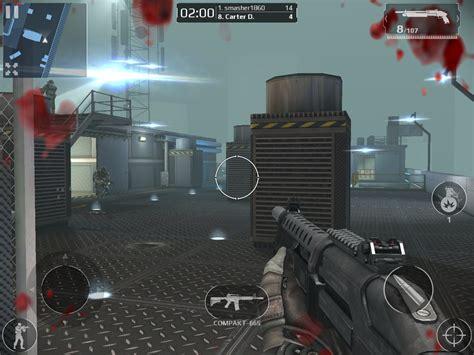 modern combat 5 modern combat 5 blackout v2 3 0g mod apk