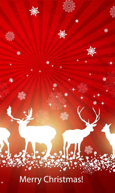 country merry christmas wallpaper freechristmaswallpapersnet