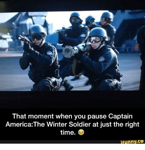 Winter Soldier Meme - 25 best memes about captain america the winter soldier