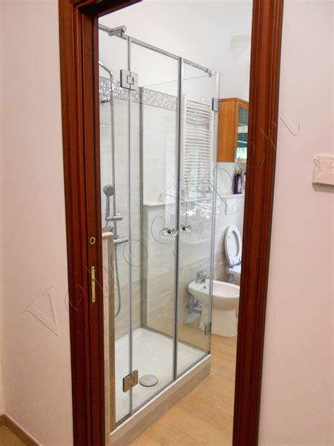 porta doccia su misura box doccia in vetro temperato vetroexpert roma