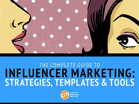 27 Influencer Marketing Resources You Can Actually Trust Influencer Marketing Template