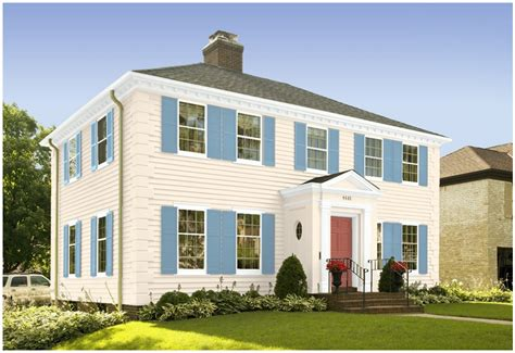 benjamin exterior colors americana inspired interior and exterior paint colors by