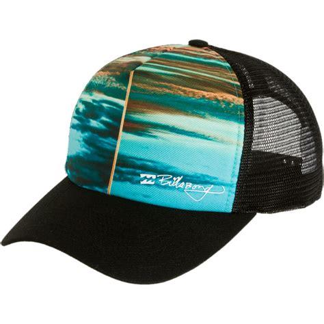 billabong stringer trucker hat backcountry