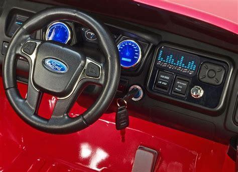 Elektrisches Auto F R Kind by Ford Ranger Metallic Pink Kinder Elektrische Auto Kid Cars