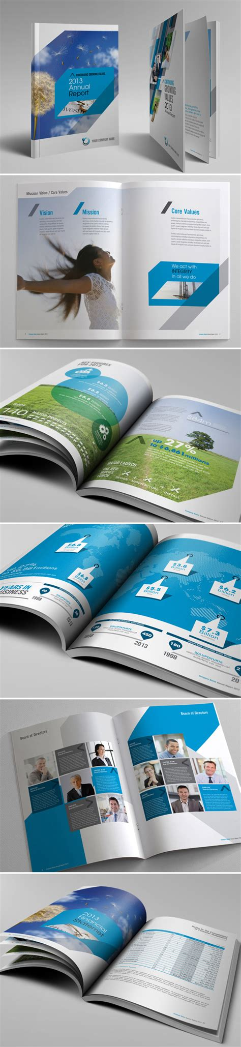 design inspiration reports a showcase of annual report brochure designs to check out