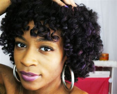 Natural Hair Flexi Rod Set  The Takedown! ? Natural Hair