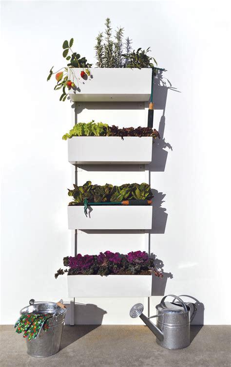 vasi per orto verticale tante idee per il mio nuovo orto sul balcone