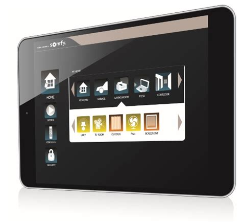 home automation somfy connected house specialist
