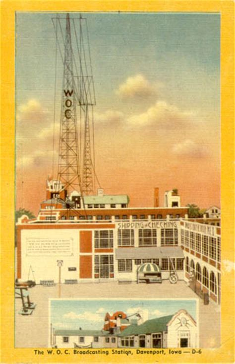 Bettendorf Post Office by County Ia Postcards