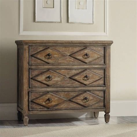 hooker furniture living room accents 3 drawer antique hooker furniture rhapsody 3 drawer diamond accent chest in